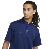 Alternate View 2 of Dri-FIT Player Pocket Solid Golf Polo
