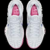 Alternate View 6 of Zoom Cage 3 Women's Tennis Shoe - Grey/Pink