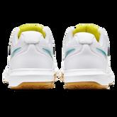 Alternate View 8 of Air Zoom Prestige Women's Tennis Shoe - White/Yellow