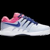Alternate View 1 of Air Zoom Vapor X Women's Tennis Shoe - Light Blue