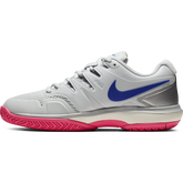 Alternate View 3 of Air Zoom Prestige Women's Tennis Shoe - Grey/Pink