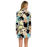 Alternate View 1 of Sunsense - Long Sleeve Zootopia Dress