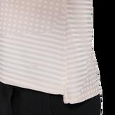 Alternate View 3 of Dri-FIT UV Ace Women's Short Sleeve Dot Striped Golf Polo