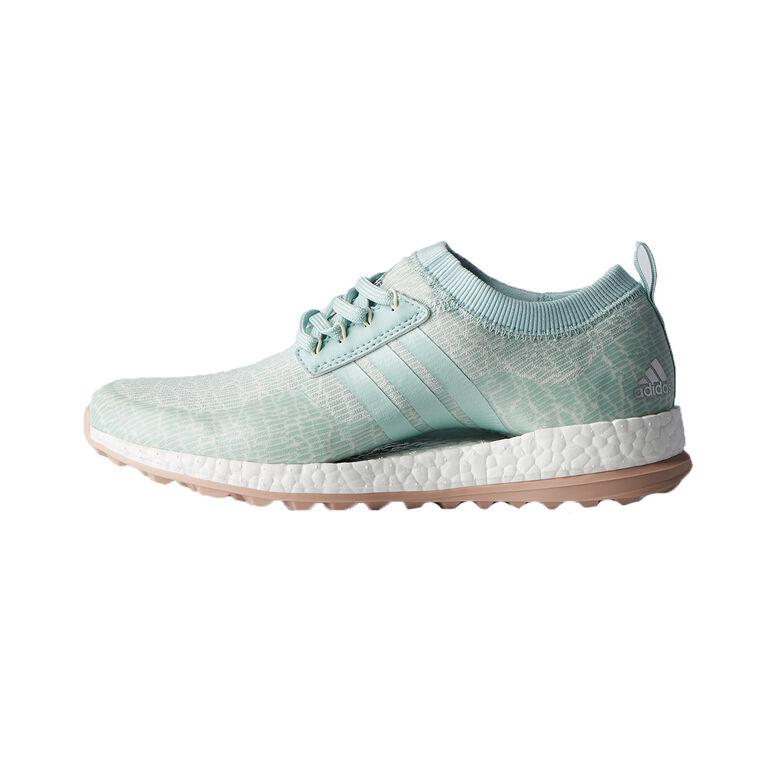 adidas Pure Boost XG Women's Golf Shoe - Light Green