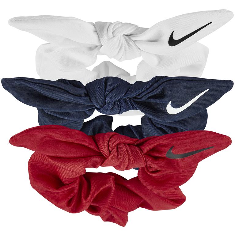 Nike Gathered Hair Ties - 3 Pack