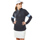 Carlisle Group: Long Sleeve Sport Pullover