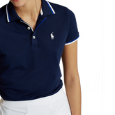 Alternate View 2 of Short Sleeve Tailored Polo Shirt