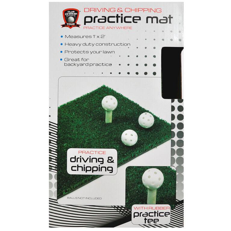 1' X 2' Driving & Chipping Mat
