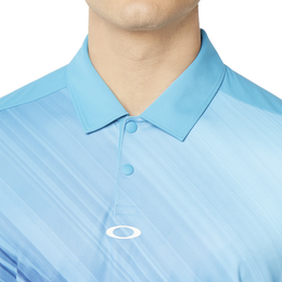 Exploded Ellipse Golf Polo Short Sleeve