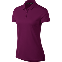 Solid Victory Golf Polo