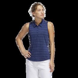 Microdot Sleeveless FanGear Polo Shirt