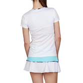 Alternate View 1 of Dreamscape Collection: Short Sleeve Tennis Top