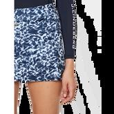Amelie TX Jersey Print Skirt Front Closeup