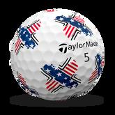 Alternate View 3 of TP5 Pix USA Golf Balls
