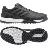 Alternate View 8 of CODECHAOS SPORT Men's Golf Shoe - Black/Grey
