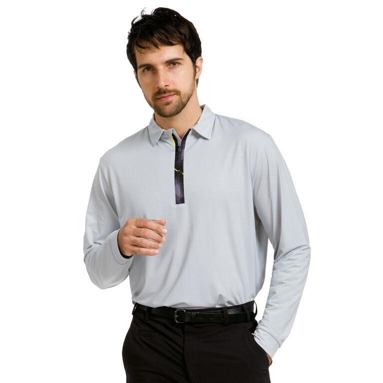 Jamie Sadock Long Sleeve Polo