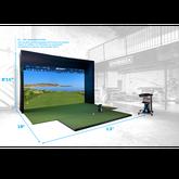 Alternate View 1 of Sim-in-a-Box: Birdie Package Simulator
