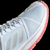 Alternate View 5 of CourtJam Bounce Women's Tennis Shoe - Light Blue/White
