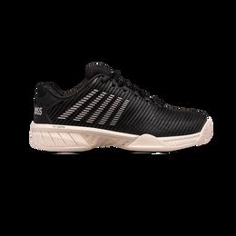 Hypercourt Express 2 Women's Tennis Shoe - Black/Gold