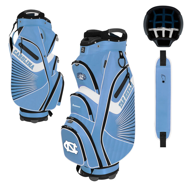 Team Effort North Carolina Bucket II Cart Bag