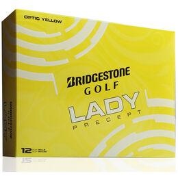 Bridgestone Lady Precept - Optic Yellow
