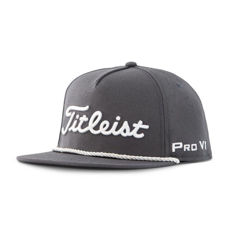 Tour Rope Flat Bill Legacy Hat