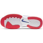 Alternate View 7 of NikeCourt Lite 2 Men's Hard Court Tennis Shoe - White/Royal