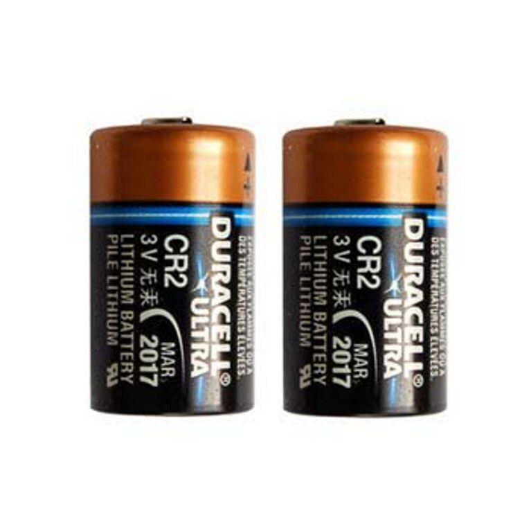 CR2 Golf Rangefinder Replacement Batteries (2PK)