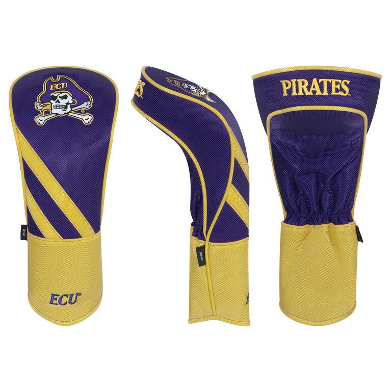 Team Effort East Carolina Pirates Driver Headcover