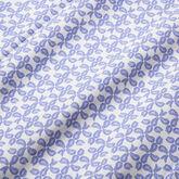 Alternate View 6 of Leeward Paisley Print Short Sleeve Dress Shirt