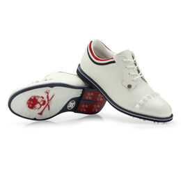 Grosgrain Stud Cap Toe Gallivanter Women's Golf Shoe