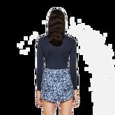 Amelie TX Jersey Print Skirt Back Cut