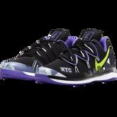 Alternate View 5 of Air Zoom Vapor X Kyrie 5 Men's Hard Court Tennis Shoe - Black/Purple