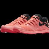 Nike Air Zoom Vapor X Men's Tennis Shoe - Red/Black