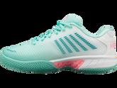 Alternate View 2 of Hypercourt Express 2 Women's Tennis Shoe - Light Blue/White