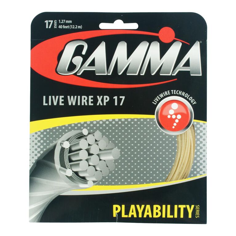 Gamma  Live Wire XP 17 Gauge String