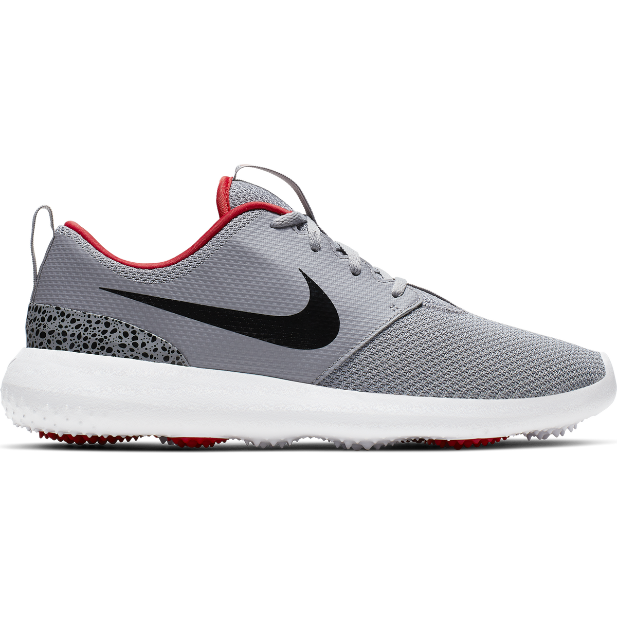 114455280360e Nike Roshe G Men s Golf Shoe - Grey Red