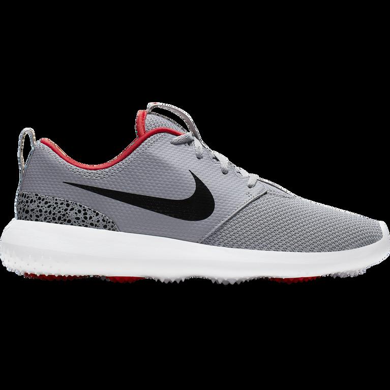 Roshe G Men's Golf Shoe - Grey/Red