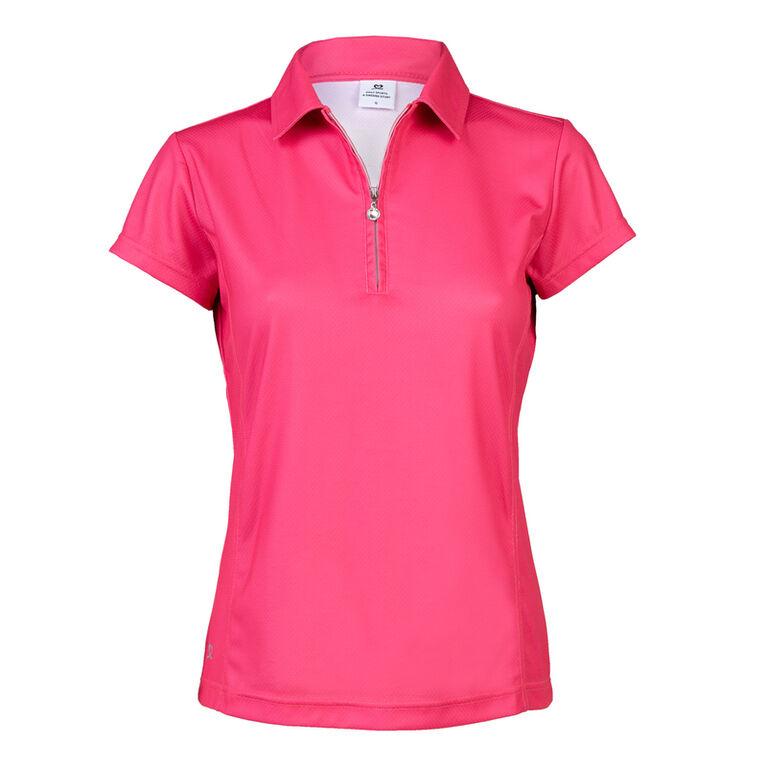 Coral Group: Macy Watermelon Polo Shirt