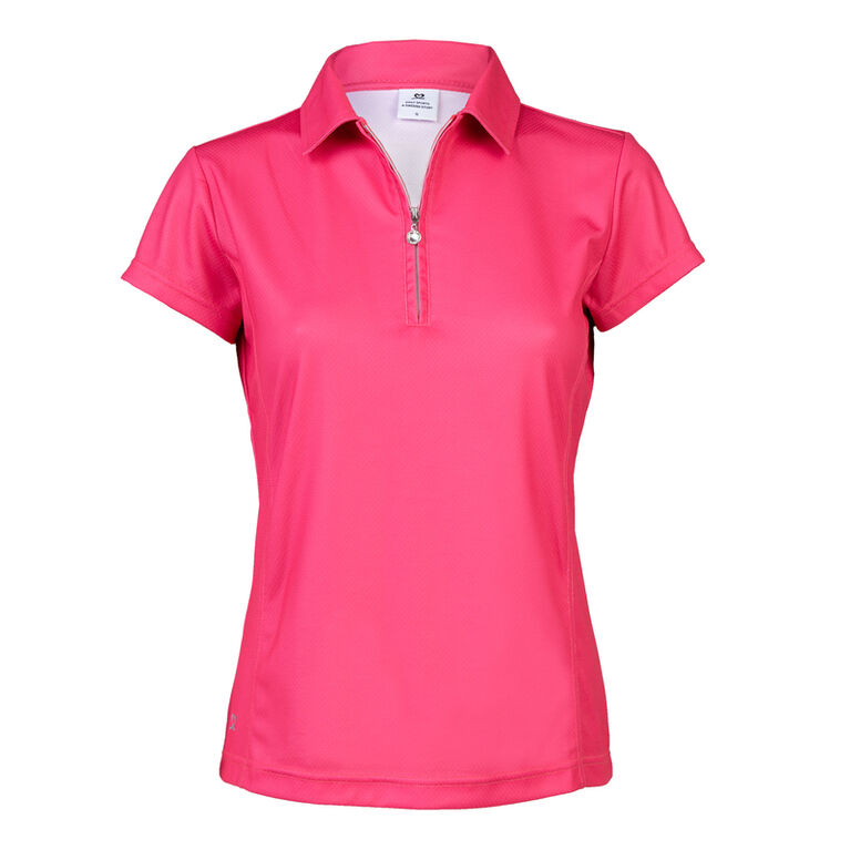 Coral Group: Macy Watermelon Polo Shirt
