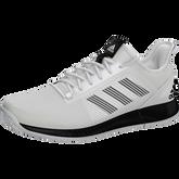 Alternate View 1 of Adizero Defiant Bounce 2 Women's Tennis Shoes - White/Black