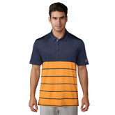adidas Ultimate 365 Heather Block Polo