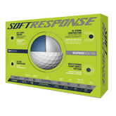 Alternate View 1 of Soft Response Golf Balls