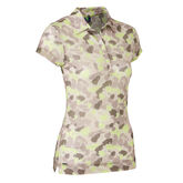 Daily Sports Carson Camo Print Polo