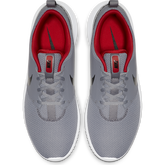 Alternate View 6 of Roshe G Men's Golf Shoe - Grey/Red (Previous Season Style)