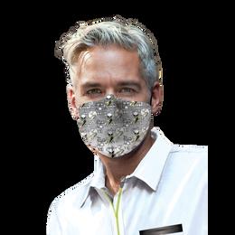 J-MENS Rock Print Mask