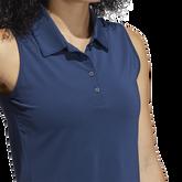 Alternate View 4 of Ultimate 365 Primegreen Sleeveless Polo Shirt