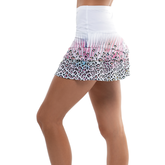 Alternate View 2 of Safari Scalloped Tennis Skirt