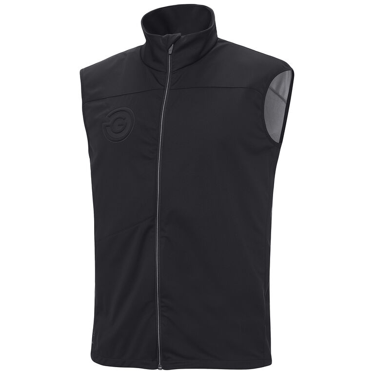 Lazer Sleeveless Full Zip Body Warmer Vest