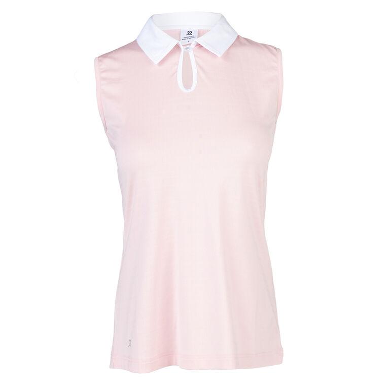 Blush Group: Pheb Sleeveless Polo Shirt